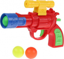 Бластер-револьвер Играем вместе с шариками