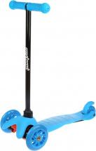 Самокат MobyKids Basic 1 до 40 кг, голубой