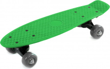 Скейтборд 41х12см, зеленый 5+