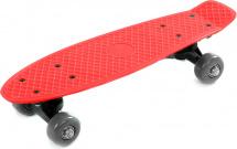 Скейтборд 41х12см, красный 5+