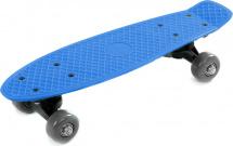 Скейтборд 41х12см, синий 5+