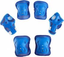 Защита роликовая размер S, синий