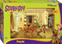 Пазлы Steppuzzle Warner Bros. Скуби Ду 60 элементов
