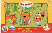 Игра-ходилка Умные игры Три кота. Азбука
