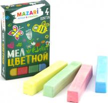 Мелки Mazari 4 цвета