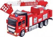 Машинка Zhorya Пожарная с подсветкой