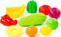 Набор продуктов Полесье №11, 10 предметов