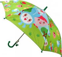 Зонт Играем вместе Малышарики со свистком