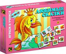 Развивающая игра - пазл Steppuzzle Любимые сказки