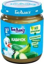 Пюре Беллакт Кабачок с 4 мес 100 г