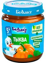 Пюре Беллакт Тыква с 5 мес 100 г