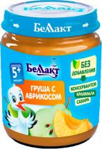 Пюре Беллакт Груша-Абрикос с 5 мес 100 г