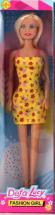 Кукла Defa Lucy Модница. Лето в желтом платье