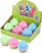 Пластилин шариковый Color Puppy Монстрики 7,5 г