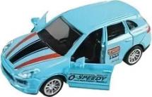 Машинка Пламенный мотор Стрит рейсинг, голубой