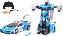 Машина-робот Пламенный мотор Космобот Калисто Полиция