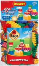 Конструктор Bauer Авиа 50 элементов в пакете
