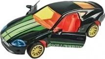 Машинка Пламенный мотор Стрит рейсинг, зеленый