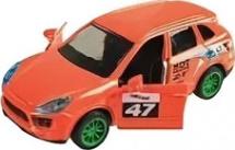 Машинка Пламенный мотор Стрит рейсинг, оранжевый