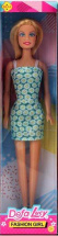Кукла Defa Lucy Модница. Лето в цветочном платье