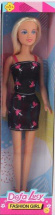 Кукла Defa Lucy Модница. Лето в черном платье
