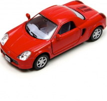 Машинка Kinsmart Toyota MR2, красный