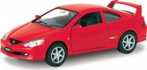 Машинка Kinsmart Honda Integra Type-R, красный