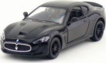 Машинка Kinsmart Maserati GranTurismo MC Stradale, черный