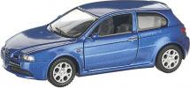 Машинка Kinsmart Альфа, синий