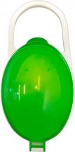 Футляр Mepsi для пустышки, зеленый