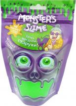 Слайм Monsters Slime Запах вредной бабушки 200 мл