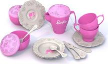 Набор чайной посудки Барби 18 предметов