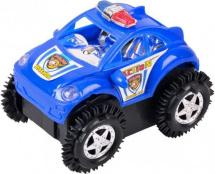 Машина-перевертыш Полиция
