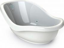 Ванночка Kidwick Дони с термометром, белый/бирюзовый