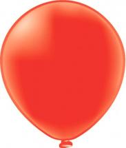 """Воздушный шарик 12""""/30см Пастель Красный 1 шт"""