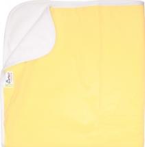 Пеленка GlorYes впитывающая 80х68 см, нежно-желтая