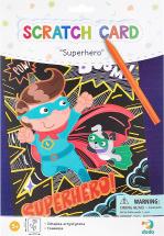 Гравюра Dodo Супергерой