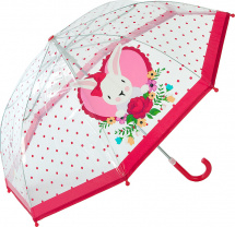 Зонт Mary Poppins Lady Mary. Rose Bunny 46 см