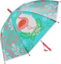 Зонт Mary Poppins Фламинго 48 см полуавтомат