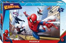 Пазлы Steppuzzle Marvel. Человек-паук-2 360 элементов