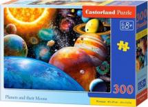 Пазлы Castorland Планеты 300 элементов