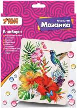 Мозаика алмазная Color Puppy Тропические цветы