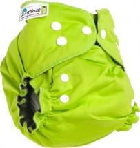Многоразовый подгузник GlorYes Optima (3-18 кг) зеленый