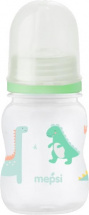 Бутылочка Mepsi Dino 125 мл