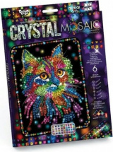 Мозаика алмазная Crystal Mosaic Кот