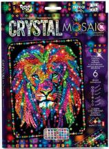 Мозаика алмазная Crystal Mosaic Лев