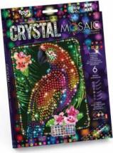 Мозаика алмазная Crystal Mosaic Попугай
