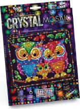 Мозаика алмазная Crystal Mosaic Совы