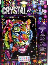 Мозаика алмазная Crystal Mosaic Тигр