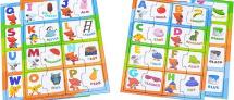 Настольная игра Origami Ми-Ми-Мишки Английский алфавит